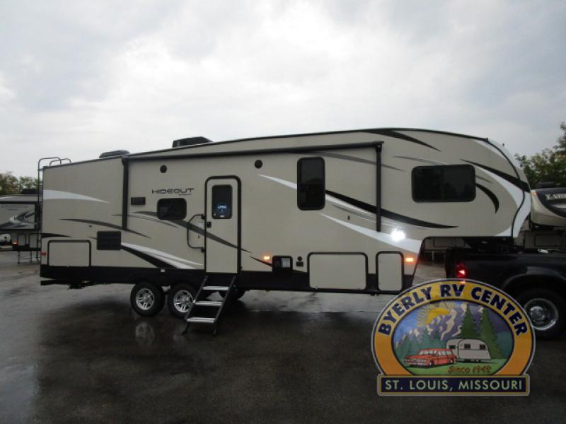 New 2019 Keystone RV Hideout 262RES Fifth Wheel at Byerly RV