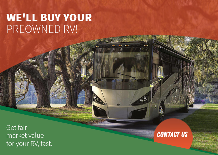 We Buy Rvs