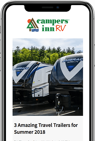 Campers Inn | RV Parts and Accessories | RV Sales in NH, MA, CT, NC