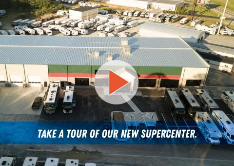 RV Sales, Parts and Service in North Carolina | Campers Inn