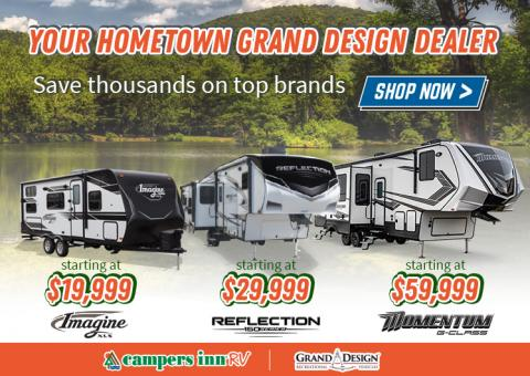 RV Sales, Parts and Service in South Carolina | Campers Inn