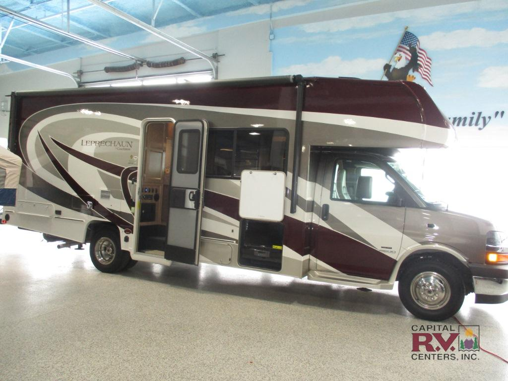 New 2019 Coachmen RV Leprechaun 260DS Chevy 4500 Motor Home