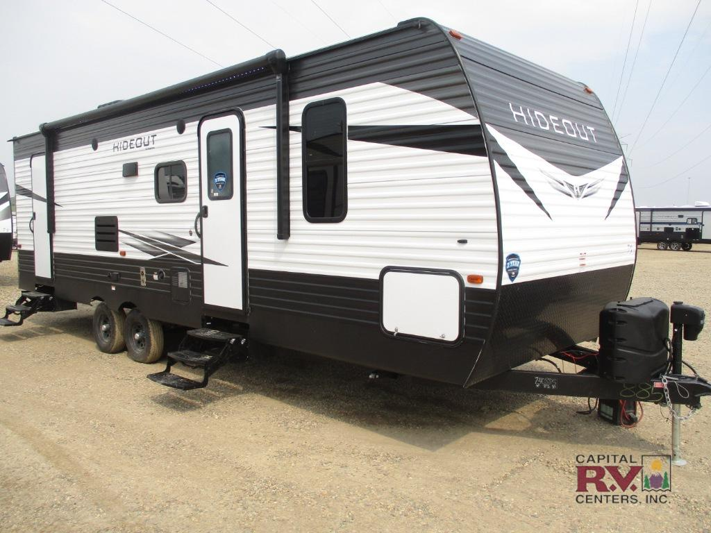 New 2020 Keystone RV Hideout 272LHS Travel Trailer at