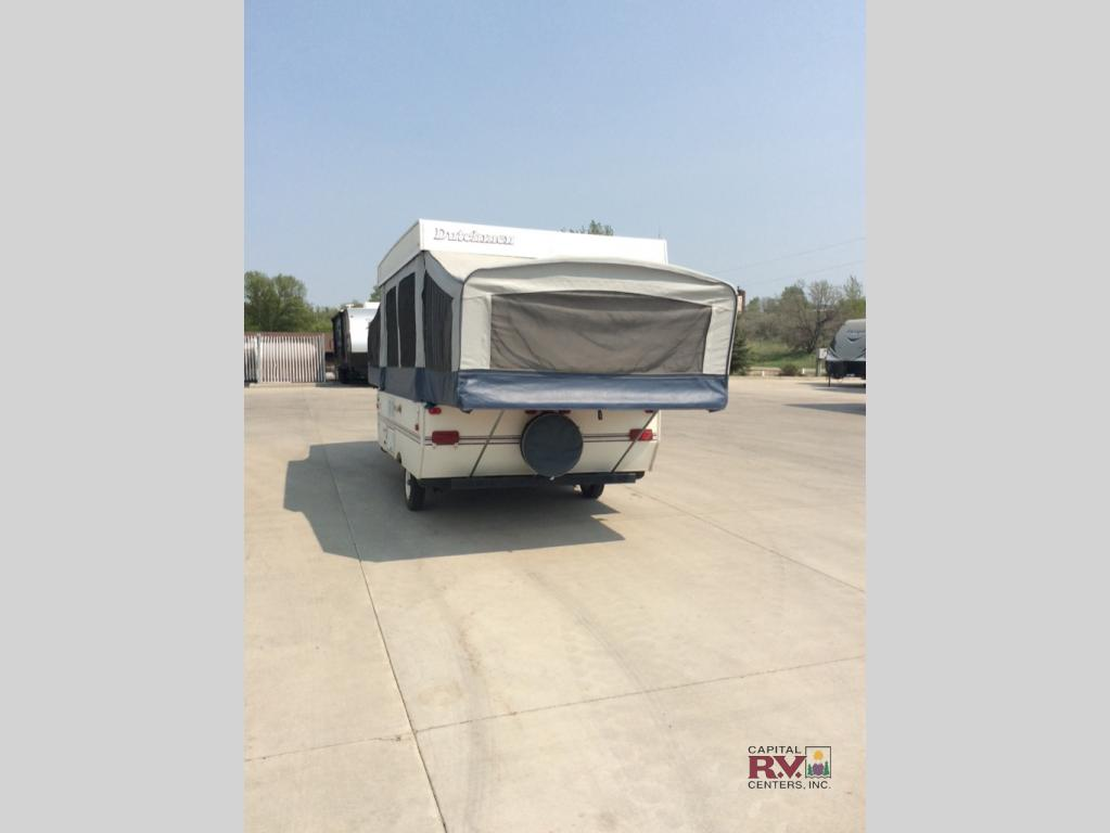 Used 2000 Dutchmen RV Dutchmen VOYAGER Folding Pop-Up Camper