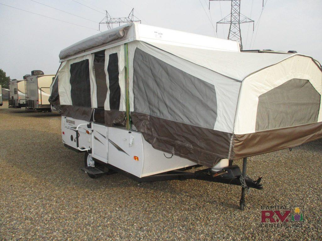 Used 2014 Freedom 1980 Folding Pop Up Camper At Campers