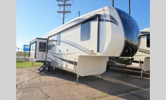 Used 2018 Forest River RV Cedar Creek Champagne Edition 38EL Photo