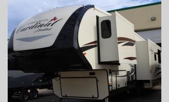 New 2020 Forest River RV Cardinal Limited 3830BHLE Photo