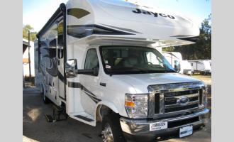 New 2018 Jayco Greyhawk 29MV Photo