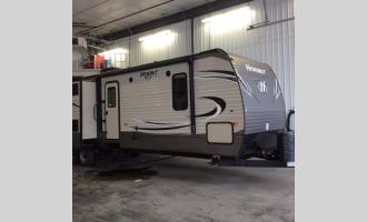 Used 2016 Keystone RV Hideout 32 BHTS Photo