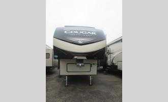 New 2018 Keystone RV Cougar Half-Ton Series 29RKS Photo