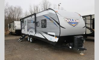 Used 2018 Forest River RV Salem 27DBK Photo