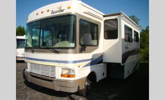 Used 2001 Fleetwood RV Bounder 34D Photo