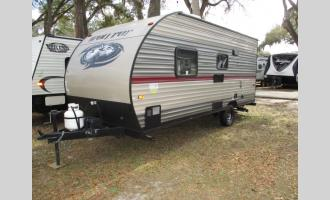 Used 2018 Forest River RV Wolf Pup 16FQ Photo