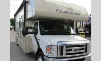 New 2019 Thor Motor Coach Four Winds 27R Photo