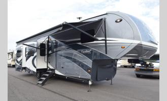 New 2019 Forest River RV Cardinal Luxury 3750BKX Photo