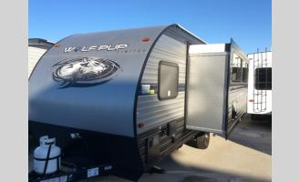 New 2020 Forest River RV Cherokee Wolf Pup 18TO Photo