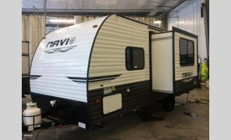 New 2019 Prime Time RV Navi 17FQS Photo