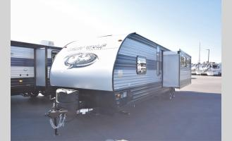 New 2021 Forest River RV Cherokee Grey Wolf 29TE Photo