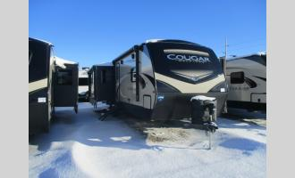 New 2019 Keystone RV Cougar Half-Ton 32RLI Photo