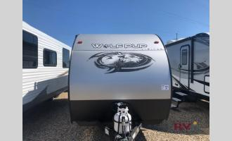 New 2020 Forest River RV Cherokee Wolf Pup 18RJB-D Photo
