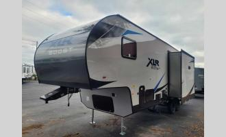 New 2021 Forest River RV XLR Micro Boost 335LRLE Photo