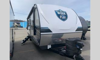 New 2020 Coachmen RV Work and Play 27KB Photo
