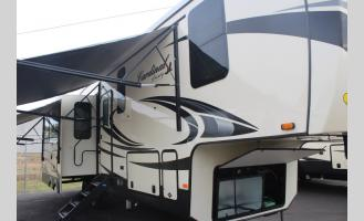 New 2020 Forest River RV Cardinal Luxury 335RLX Photo