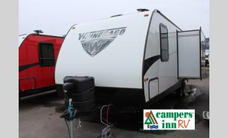 New 2018 Winnebago Minnie 2401RG Photo