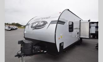 New 2021 Forest River RV Cherokee Black Label 23MK Photo
