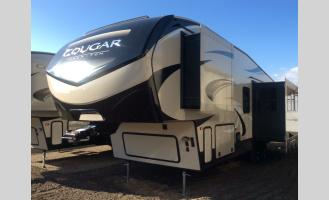 New 2019 Keystone RV Cougar 29RKS Photo