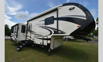 New 2019 Forest River RV Cardinal Luxury 3350RLX Photo