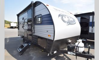 New 2021 Forest River RV Cherokee Wolf Pup 16BHS Photo