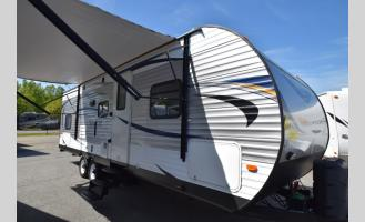 Used 2017 Forest River RV Salem 27DBUD Photo