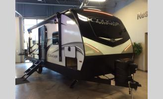 New 2020 Keystone RV Cougar Half-Ton 27RES Photo