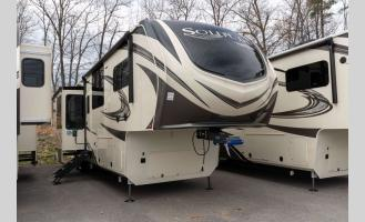 New 2021 Grand Design Solitude 390RK Photo