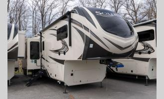 New 2021 Grand Design Solitude 375RES Photo