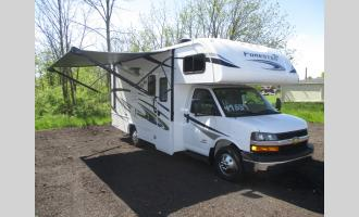 New 2019 Forest River RV Forester LE 2251SLE Chevy Photo