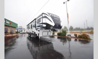 New 2019 Keystone RV Fuzion 410 Photo