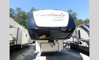 New 2020 Forest River RV Cardinal Limited 3800RDLE Photo