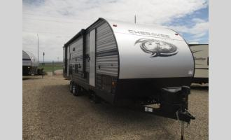 New 2020 Forest River RV Cherokee 264DBH Photo