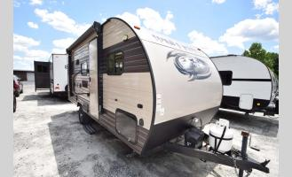 Used 2018 Forest River RV Cherokee M-16BHS Photo