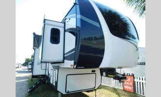 New 2021 Forest River RV Cardinal Luxury 370FLX Photo