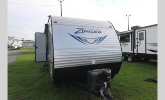 Used 2018 CrossRoads RV Zinger Z1 Series ZR288RR Photo