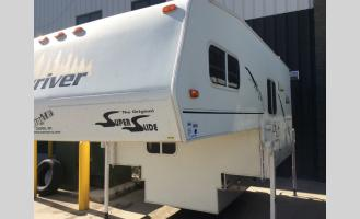 Used 2002 Northwood Snow River 810DS Photo