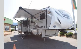 New 2020 Coachmen RV Chaparral 373MBRB Photo