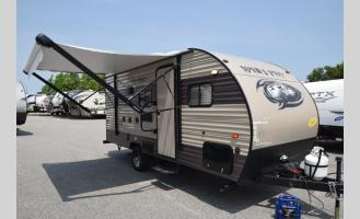 Used 2018 Forest River RV Cherokee Wolf Pup 16BH Photo
