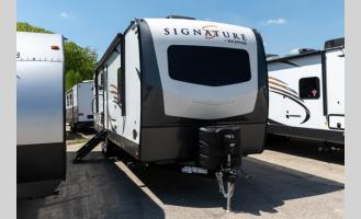 New 2021 Forest River RV Rockwood Signature Ultra Lite 8327SS Photo