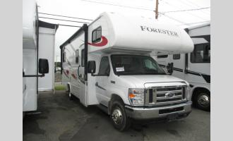 Used 2020 Forest River RV Forester 2501 Photo