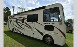 New 2019 Thor Motor Coach Hurricane 33X Photo