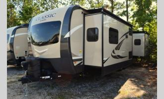 New 2020 Forest River RV Flagstaff Classic Super Lite 832FLBS Photo